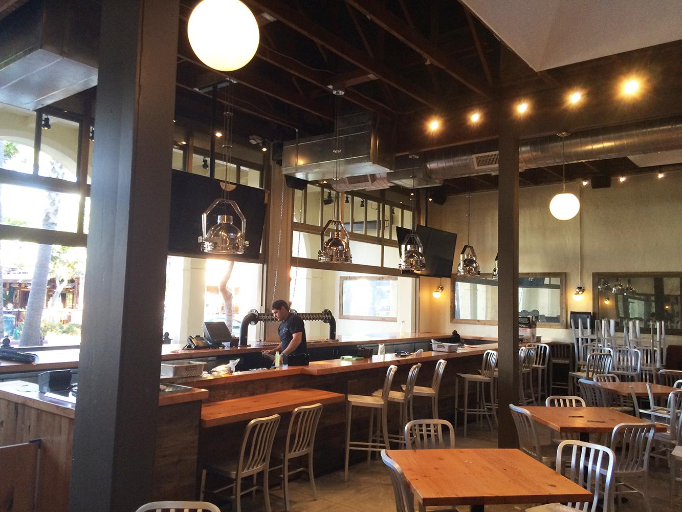 Patxis Pizza Santa Barbara Restaurant Design  Kevin Moore