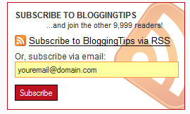 Blogging Tips Preview