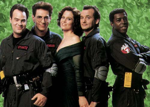 Ghostbusters 2 AKA How to make a film without a plot
