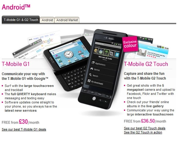 G2 Touch