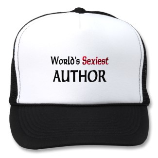 My Sexy Author Hat