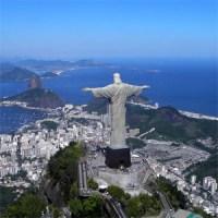 Searching for Jesus in Rio de Janeiro