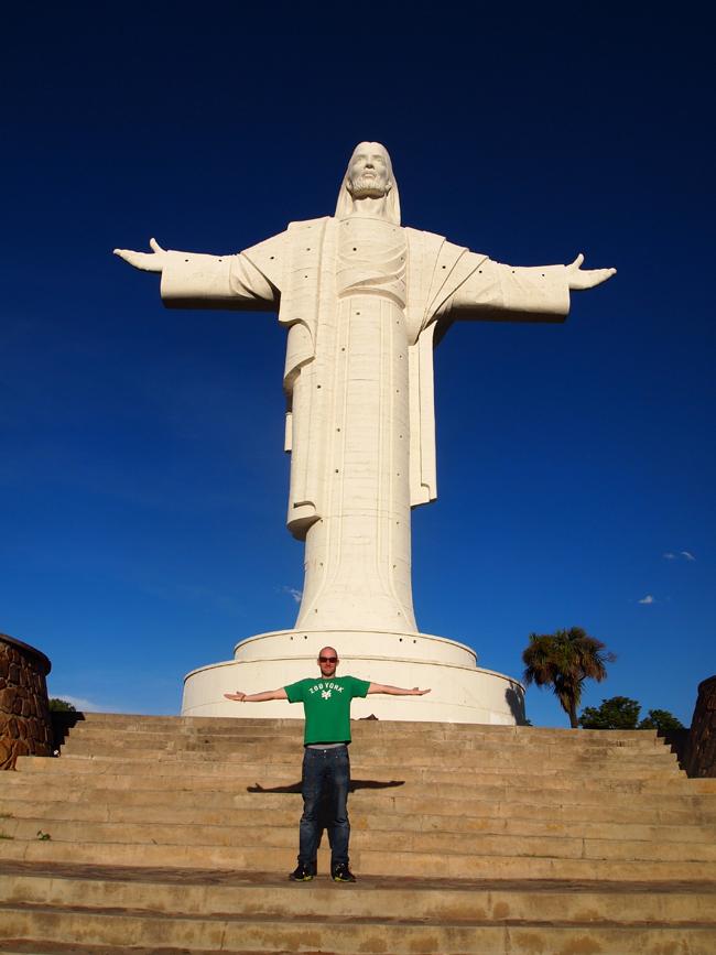 Cristo de la Concordia, Cochabamba, Bolivia