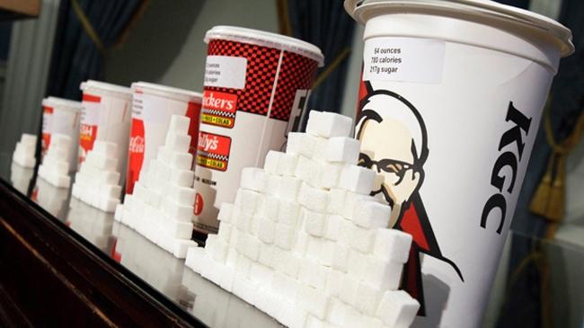 Sugar in Soft Drinks
