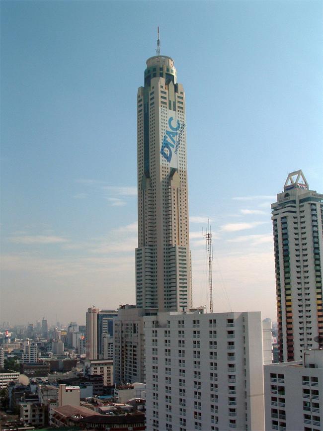 Baiyoke-Tower-II