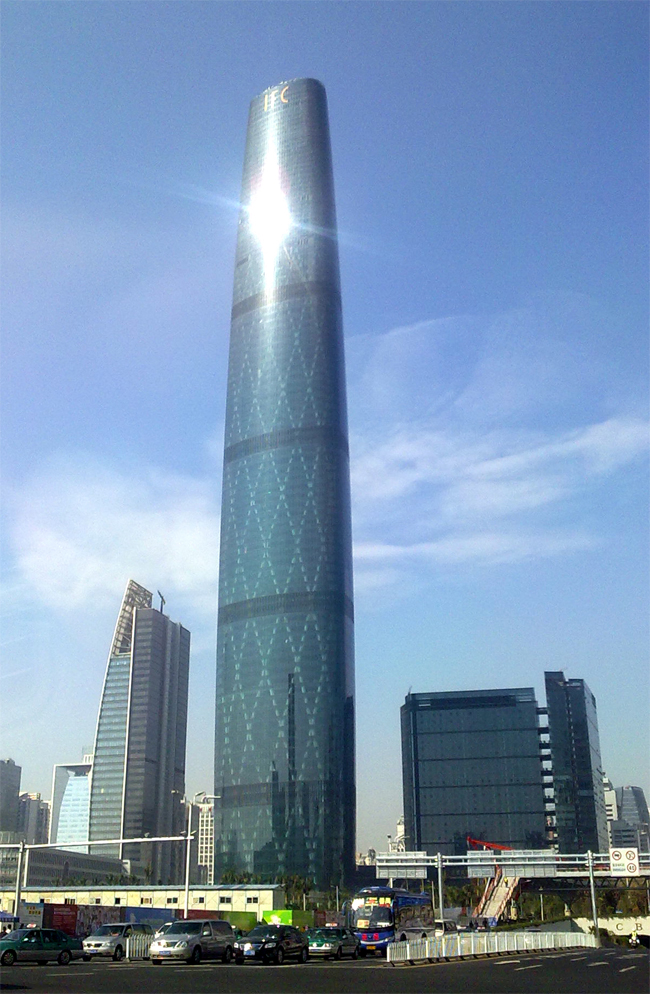 Guangzhou-International-Finance-Center