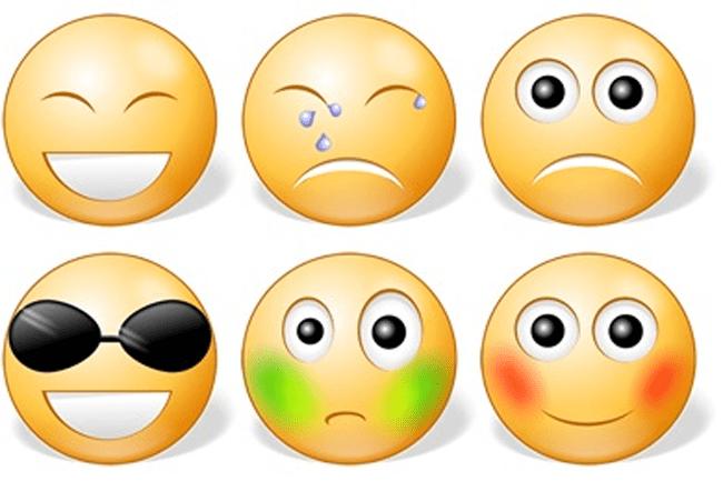 Iconset Emoticons Icons by IconTexto