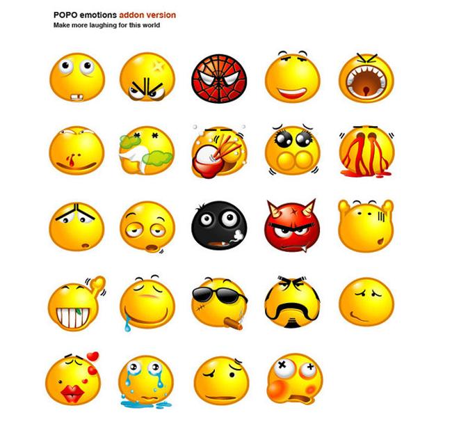POPO emotions full version