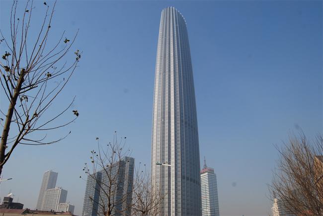 Tianjin-World-Financial-Center