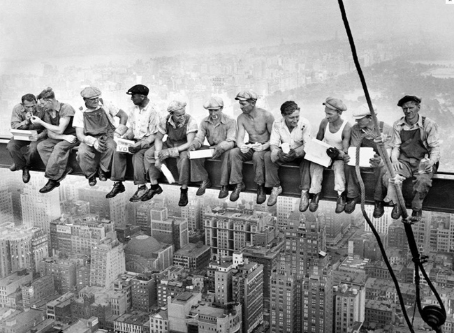 New York Workers Lunch