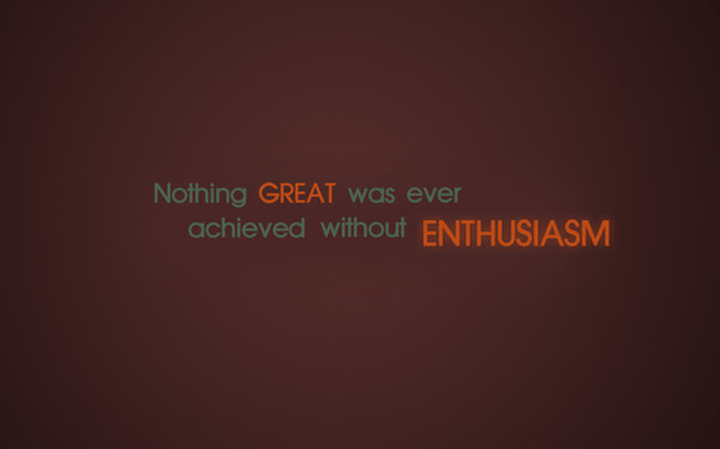 Great-Enthusiasm