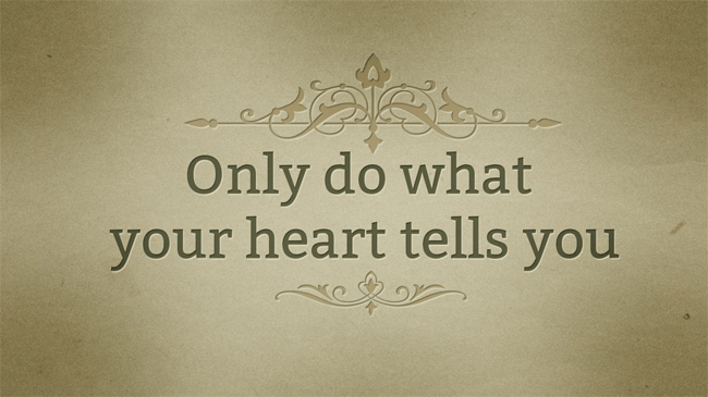 Heart-Tells-You