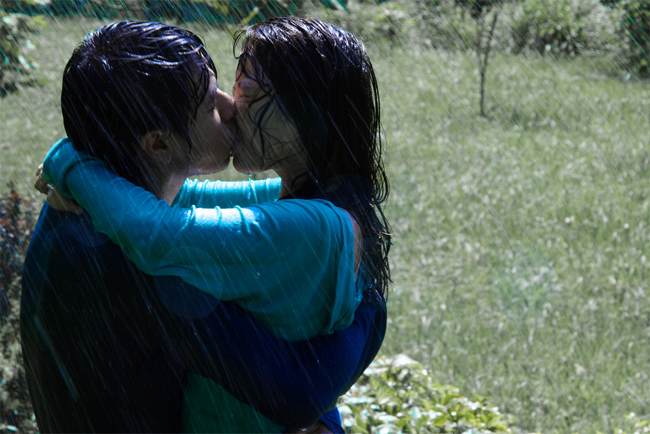Kiss Someone in the Rain
