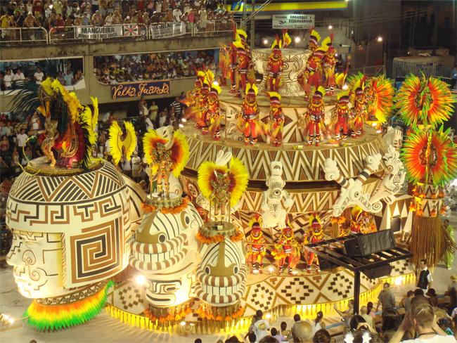 Attend the Rio Carnival