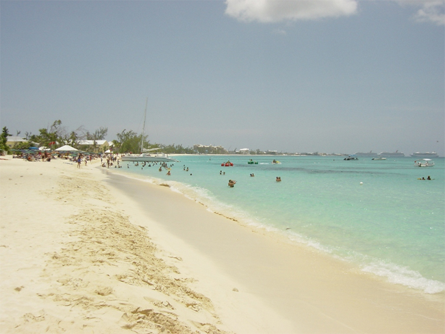 Seven Mile Beach George Town, Grand Cayman