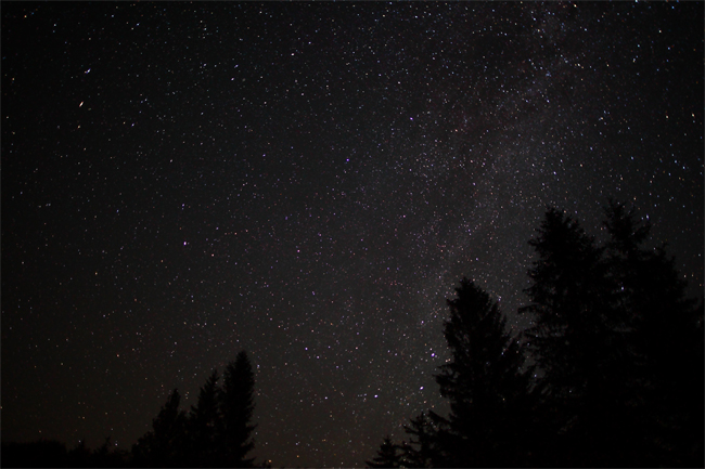 Fall Asleep Under the Stars