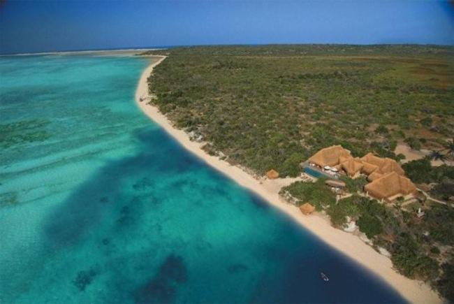 Vilanculo Beach, Mozambique