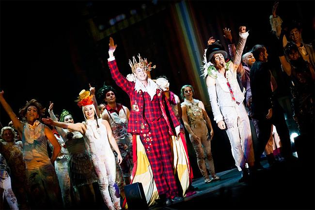 Attend a Cirque du Soleil Show
