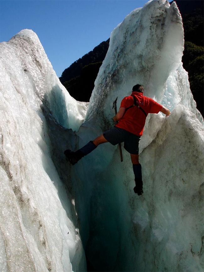 Hike a Glacier