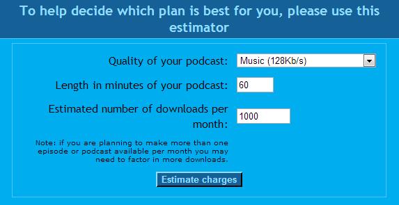 JellyCast Calculator