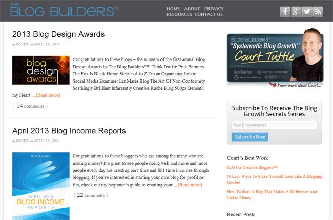 Blog Builders