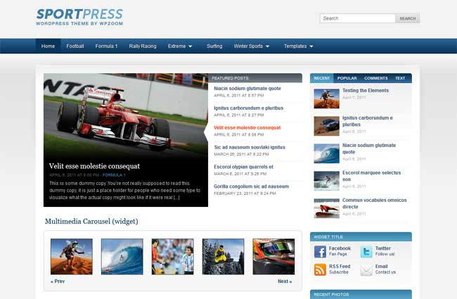 sportpress