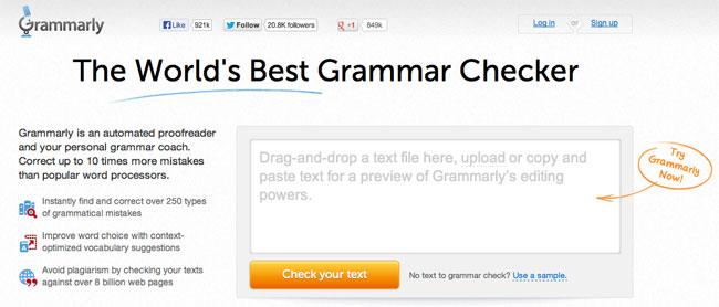 Test Grammarly