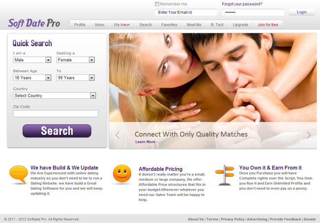 pg dating pro 2011 nulled works