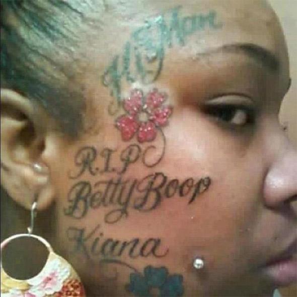 Betty Poop Kiana