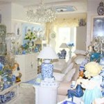 The Most Cluttered House in the UK – An Inside Look into the Wacky World of Porcelain, Flowers and Cushions
