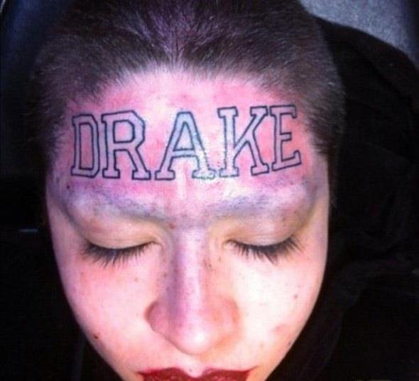 Team Drake Tattoo
