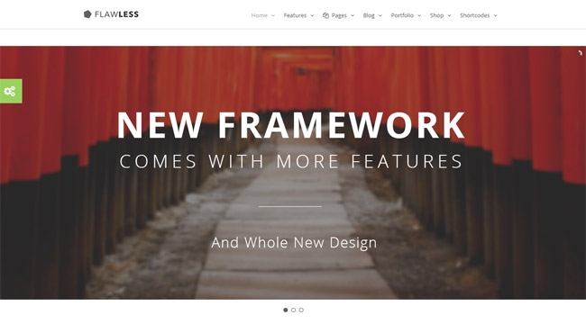 Flawless WordPress Theme