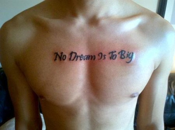 Daydream Believer Tattoo