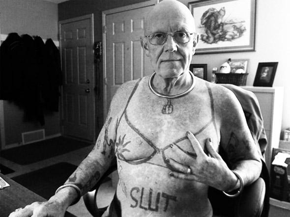 Too Sexy Bad Tattoo