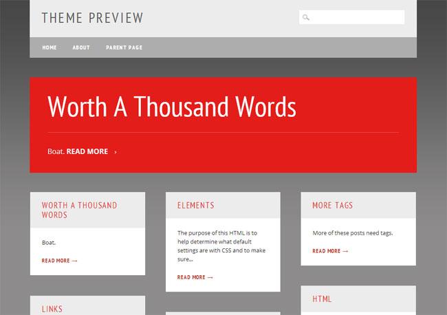 WP Barrister WordPress Theme