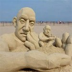 25 Amazing Beach Sculptures That Deserve To Be Placed In a Museum