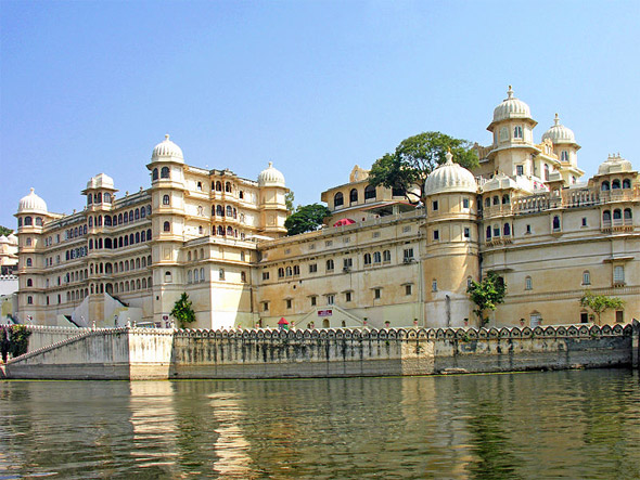 City Palace of Udaipur, India