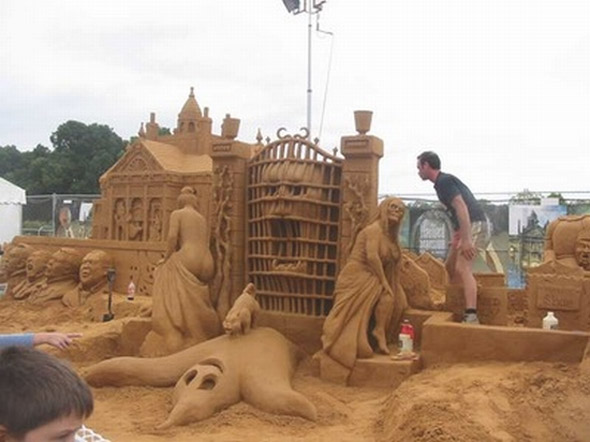 The Goa Sand Festival