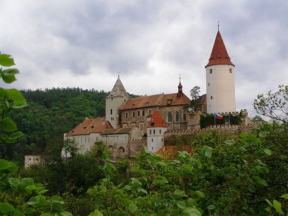 Krivoklat Castle, Czech Republic