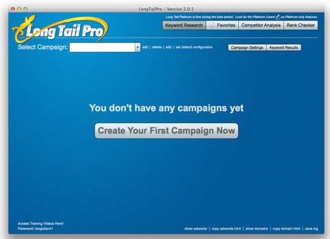 Review of Long Tail Pro