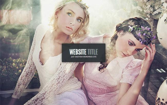 Gleam WordPress Theme