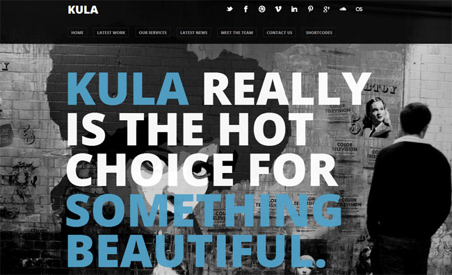 KULA WordPress Theme