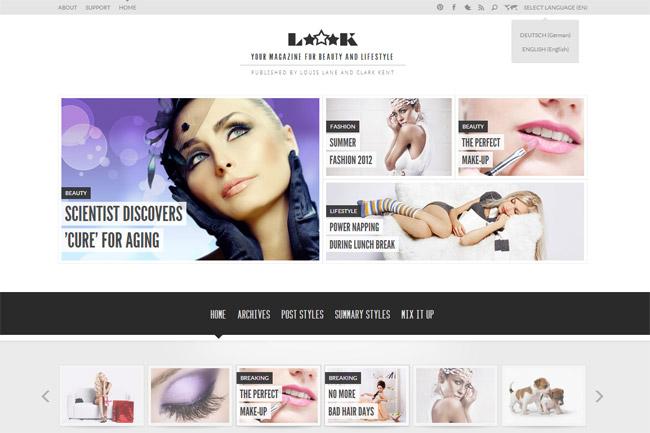 Loook WordPress Theme