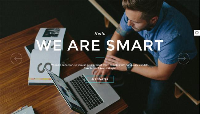 Solido WordPress Theme