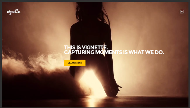 Vignette WordPress Theme