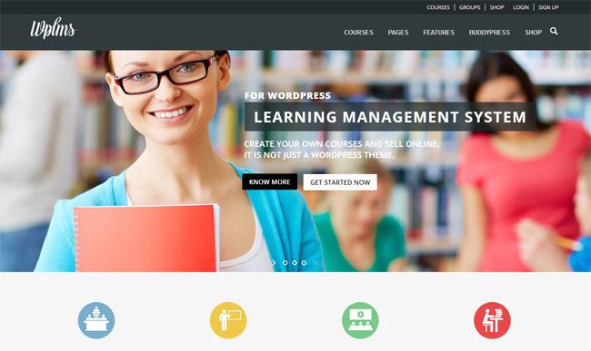 WPLMS WordPress Theme