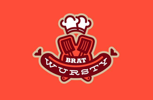 Brat Wursty Logo