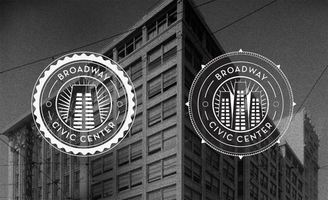 Broadway Civic Center Logo