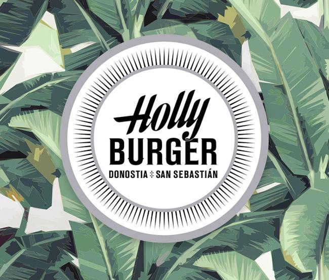 Holly Burger Logo