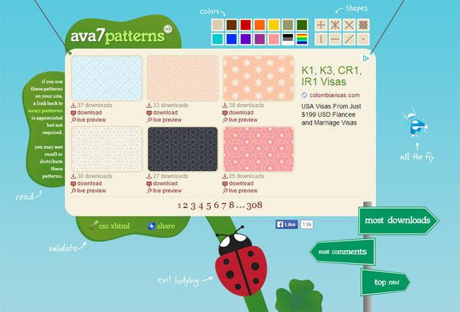Ava7 Patterns